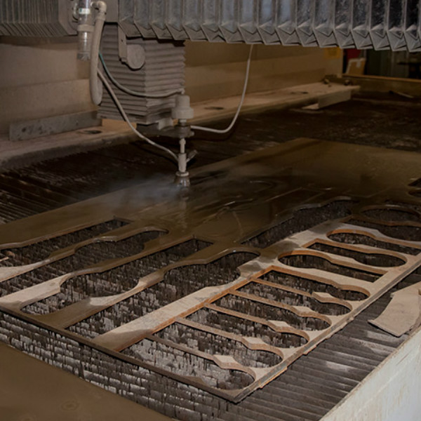 Water Jet Cutting Services in Rochester NY | Monroe Kitchen
