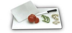 White Polyethylene Cutting Boards