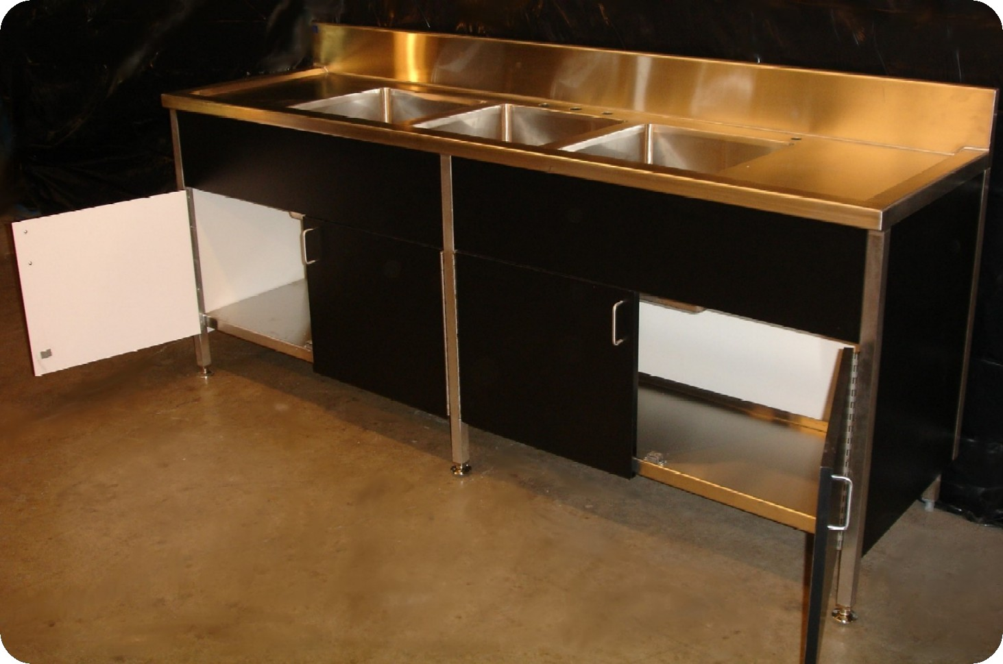 commercial kitchen cabinets. cabinetc cabinetb Cabinets  Monroe Kitchen Equipment INC